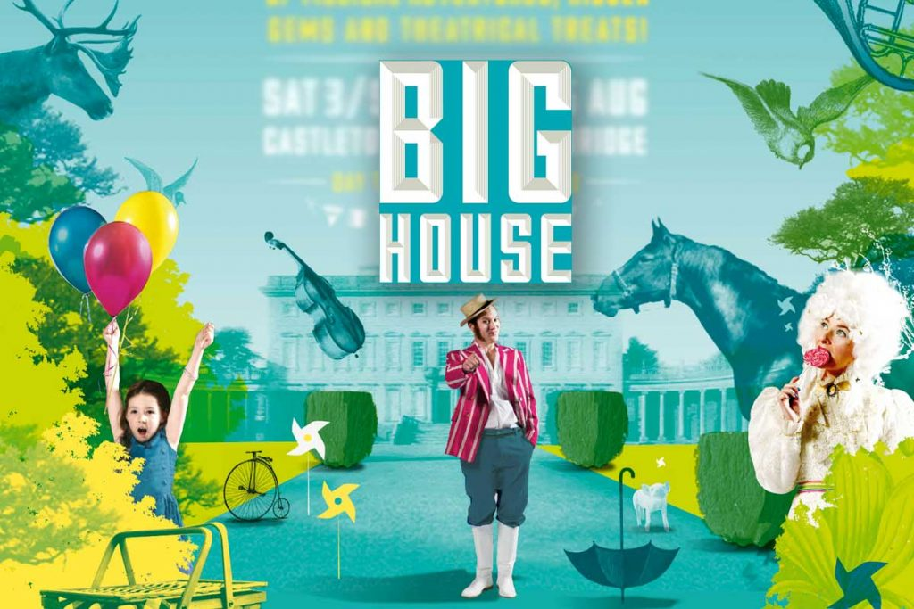 The performance corporation theatre company in ireland for Big house blog