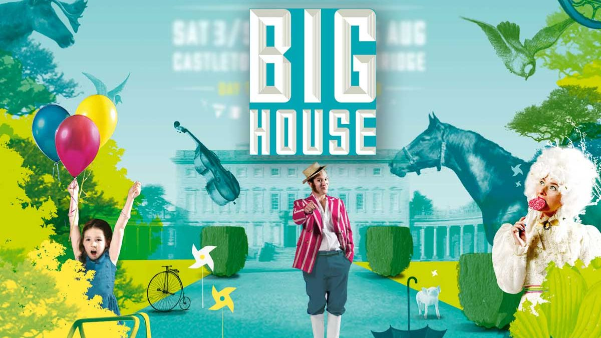 Big house awarded best festival in ireland the for Big house blog